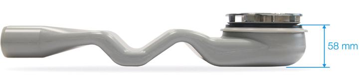 News prodotti: il nuovo sifone ribassato Valsir